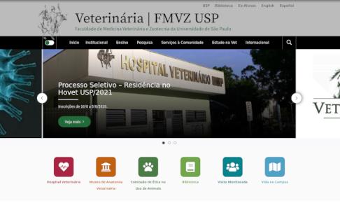 Site FMVZ USP